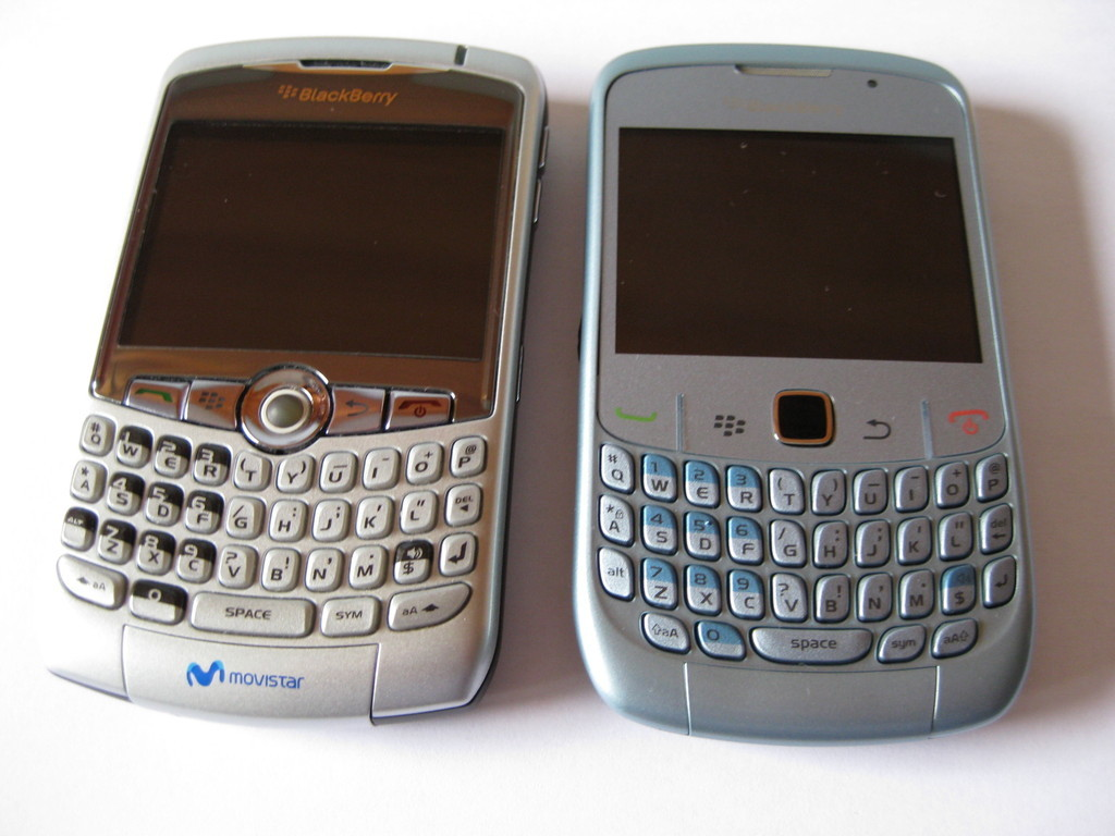 Foto de BlackBerry 8520 (5/10)