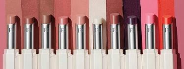 Slip Shine Sheer Shine Lipstick es la nueva apuesta de maquillaje de Fenty Beauty para vestir nuestros labios este verano