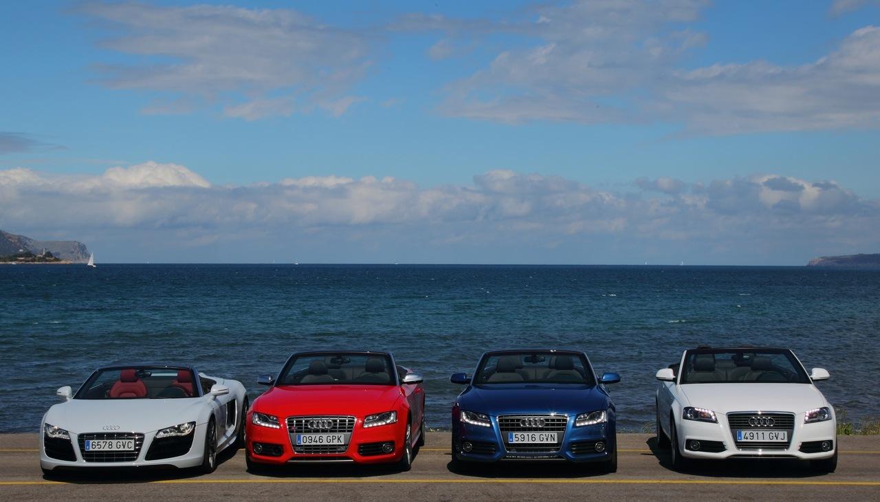 Foto de Audi Cabrios Gama (6/21)
