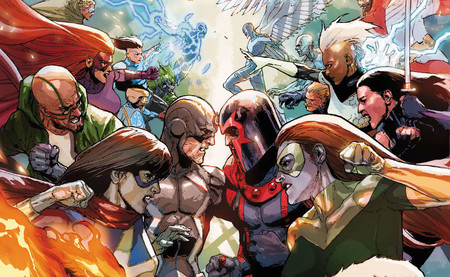 Inhumans X-Men