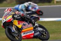 MotoGP Australia 2010: Marc Márquez tiene la palabra en 125