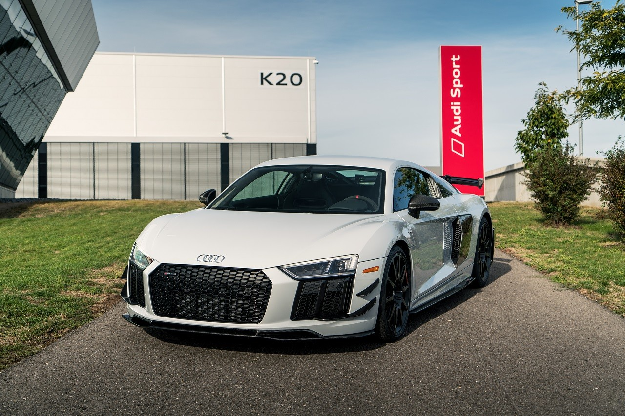 Foto de Audi R8 V10 Plus Coupé Competition Package (1/12)