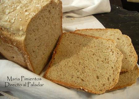 El pan en la dieta. La sal