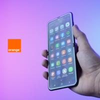 Precios Samsung Galaxy Z Flip con tarifas Orange y descuento de hasta 169 euros