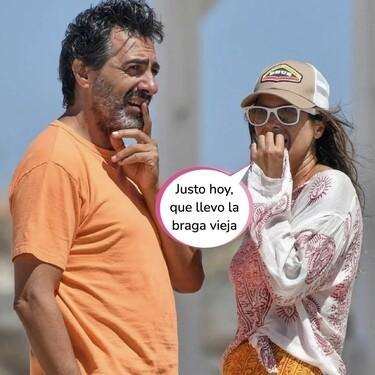 Nuria Roca y la foto de su trasero: Juan del Val relata la discusión con un paparazzi durante sus vacaciones familiares