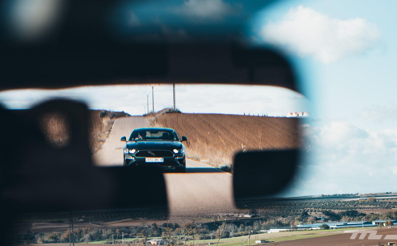 Foto de Ford Mustang Bullitt (prueba) (13/45)