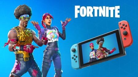 Un vídeo comparativo nos muestra cómo han mejorado los gráficos de Fortnite en Nintendo Switch con su última gran actualización