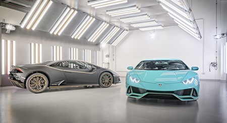 Lamborghini Huracán EVO ediciones especiales en México