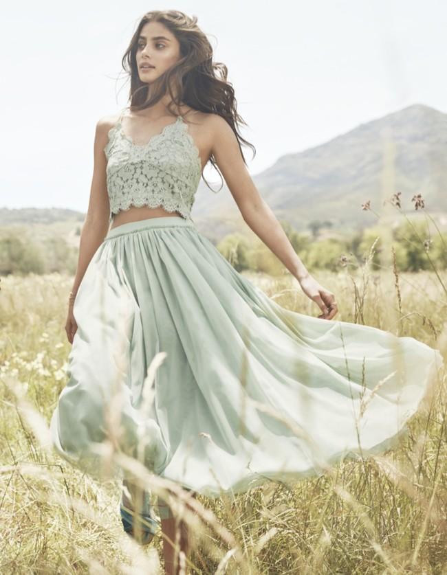 Hm Primavera Verano Campana Taylor Hill Frederikke Sophie 7b5113c1c73