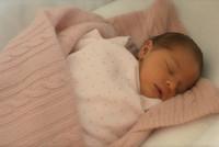 Tres nombres para la niña de Magdalena de Suecia: Leonore Lilian Maria