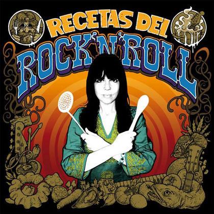 Recetas del Rock N' Roll, los fogones del Rock