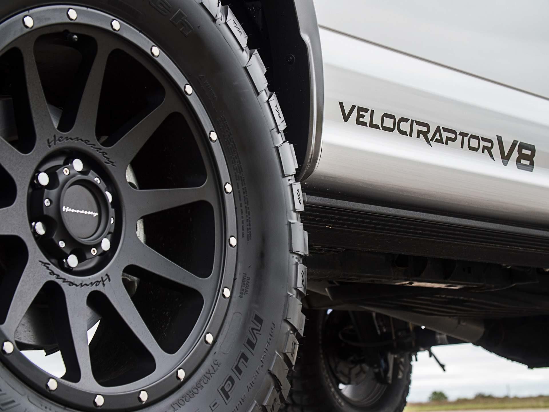 Foto de Hennessey VelociRaptor V8 2019 (14/18)
