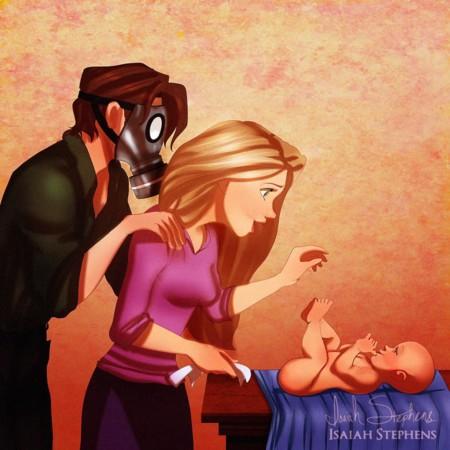 Princesas-Disney-madres