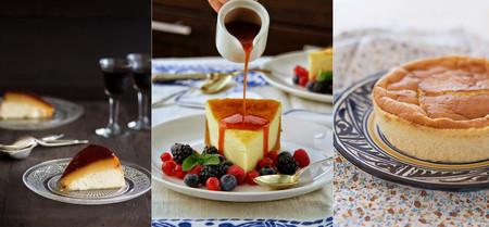 Las (otras) 13 mejores tartas de queso y cómo acompañarlas para convertirlas en un postre fetén