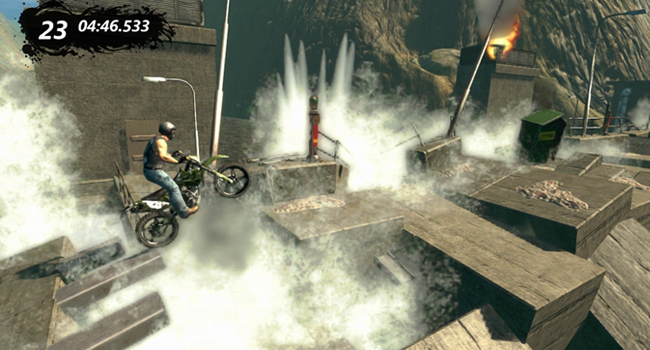 Análisis Trials Evolution
