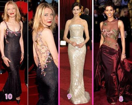 Penélope Cruz es elegida la mejor vestida de los Oscars de ...