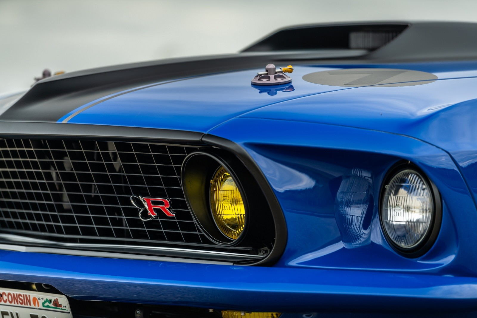 """Foto de Ford Mustang 1 """"UNKL"""" por Ringbrothers (10/30)"""