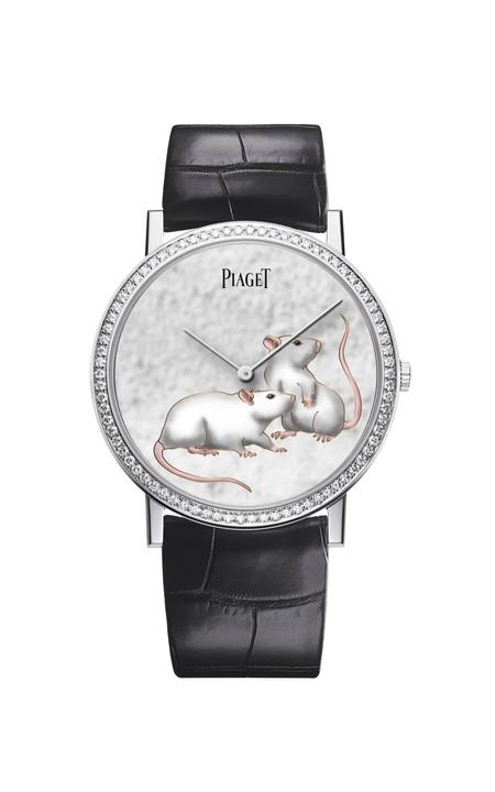 Piaget Celebra El Ano Nuevo Chino Con Un Reloj De Edicion Limitada Inspirado En El Ano De La Rata 02