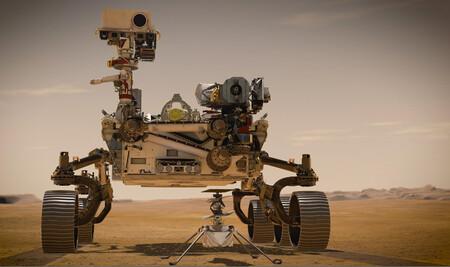 Perseverance envía sus primeras fotos desde Marte: la superficie marciana a color y en alta resolución