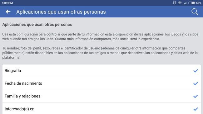 Facebook Privacidad 4