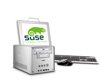 Shuttle LinuXPCs, preinstalados con Suse