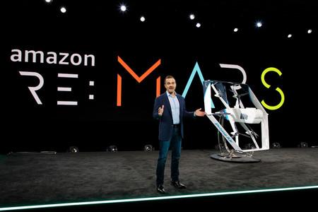 Jeff Wilke Amazon Prime Air Remars June 2019
