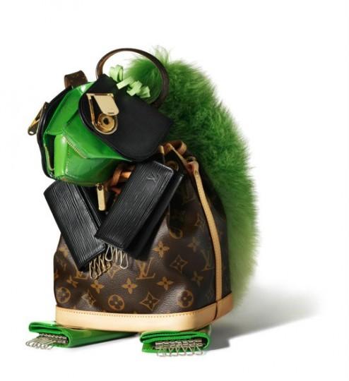 Foto de 'Maroquinaris Zoolofgicae', el mundo animal de la mano de Louis Vuitton y Billie Achilleos (12/12)