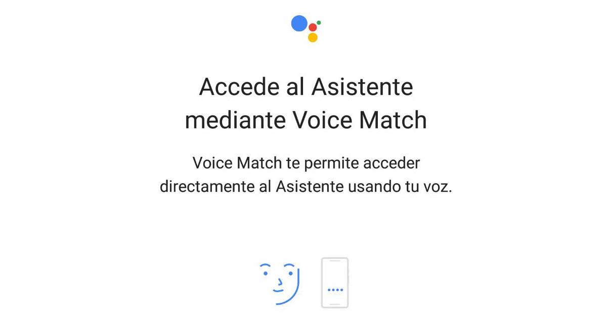 No podrás desbloquear tu móvil con 'Voice Match', pero sí hablar con el Asistente con el móvil bloqueado