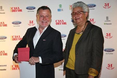 Pascua Ortega, Medalla de Oro al Mérito en las Bellas Artes