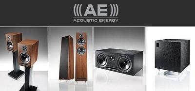Acoustic Energy 1-Series, cajas  HiFi de precio contenido para nuestro home cinema