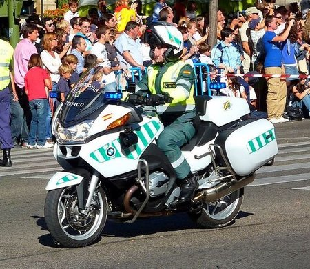 BMW 1200 Guardia Civil