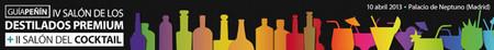 Guía Peñín de los Destilados y la Coctelería 2013, cita el 10 de abril en el Palacio Neptuno