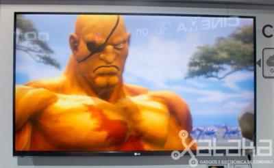 LG se alía con Gaikai para ofrecer videojuegos en la nube en sus televisores [con vídeo]