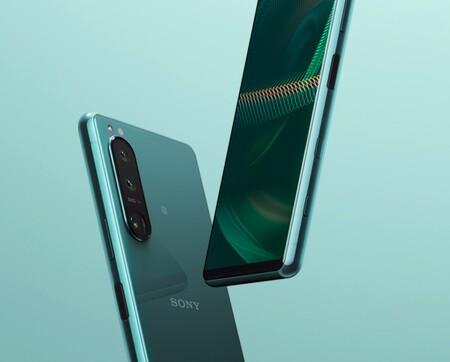 Sony Xperia 5 Iii Green