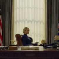 'House of cards' presenta el teaser de su ultima temporada con una Robin Wright presidencial