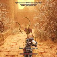 Así se reparten espadazos en The Elder Scrolls V: Skyrim con la jugabilidad de Sekiro: Shadows Die Twice