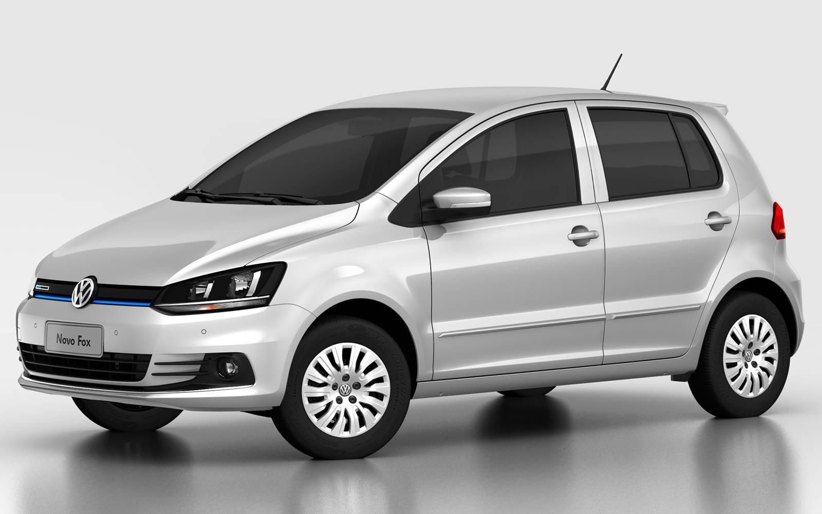 Volkswagen Fox 2015 18 24