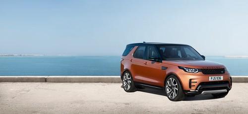 Land Rover Discovery, el SUV británico estrena diseño, motorizaciones y mayores soluciones tecnológicas