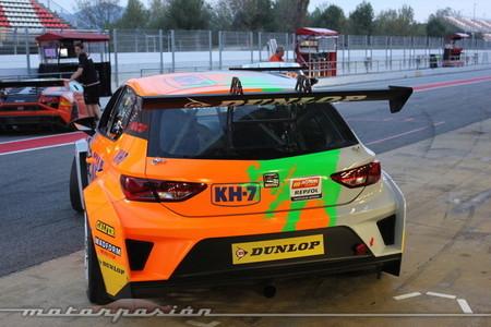 Seat León Eurocup 2014 - SEAT Sport