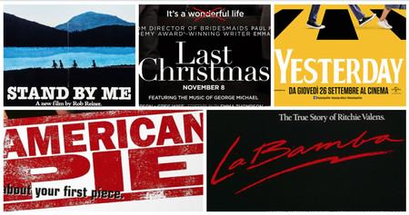 'Last Christmas' y otras 11 canciones que han terminado dando título a una película
