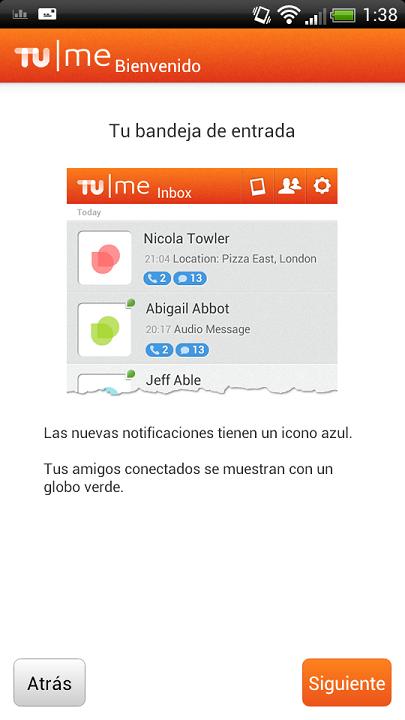 Foto de TU Me para Android (10/16)