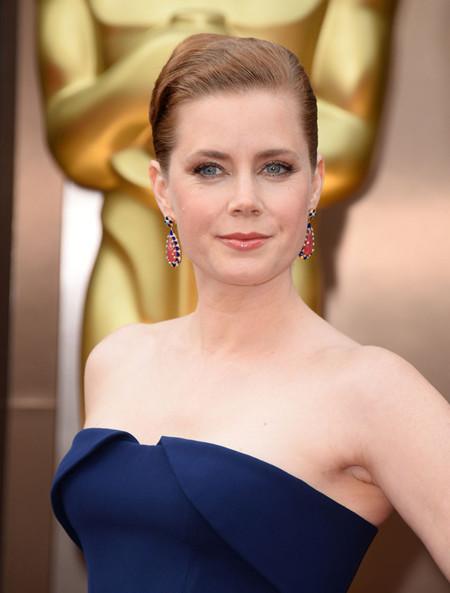 Amy Adams elige Gucci en los Oscar 2014