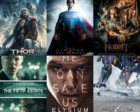Las diez peores películas de 2013