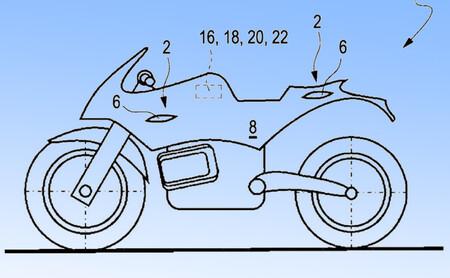 Bmw Patente Alerones Activos Bmw S1000rr