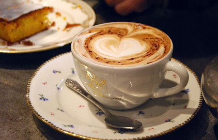 Cafes Capuccino