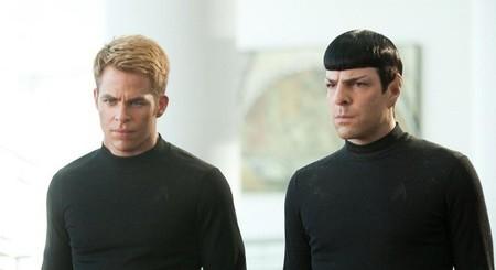 Kirk y Spock en