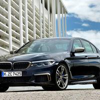 BMW M550i xDrive, nos mantendrá más que ocupados en lo que llega el nuevo M5