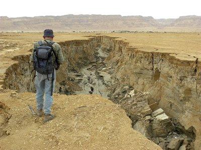 La contaminación y el cambio climático tuvieron lugar hace miles de años
