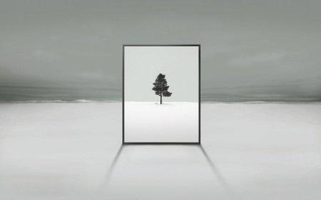 Samsung podría presentar un televisor con marco transparente en el CES 2013