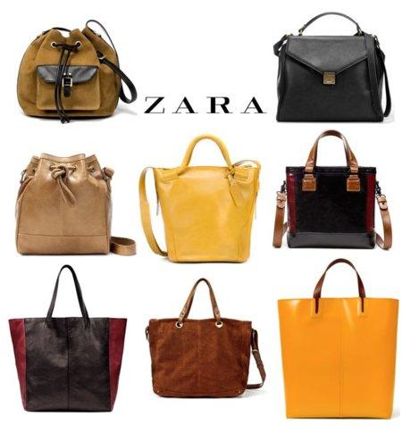 Zara bolsos